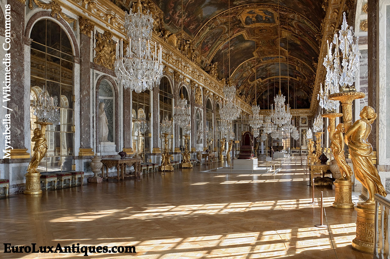 Palace of Versailles Hall of Mirrors