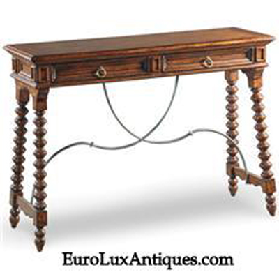 Ambella Home console table from EuroLuxAntiques.com