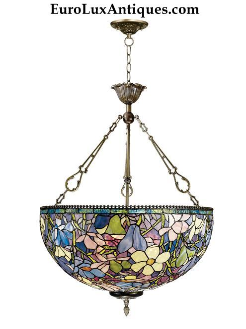 Dale Tiffany chandelier from EuroLuxAntiques.com