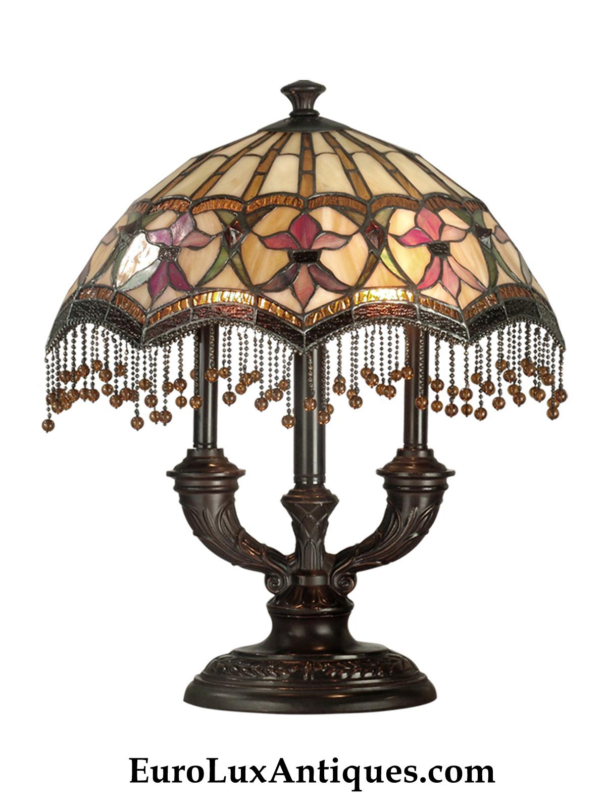 dale tiffany lamps the creative process letters from eurolux. Black Bedroom Furniture Sets. Home Design Ideas