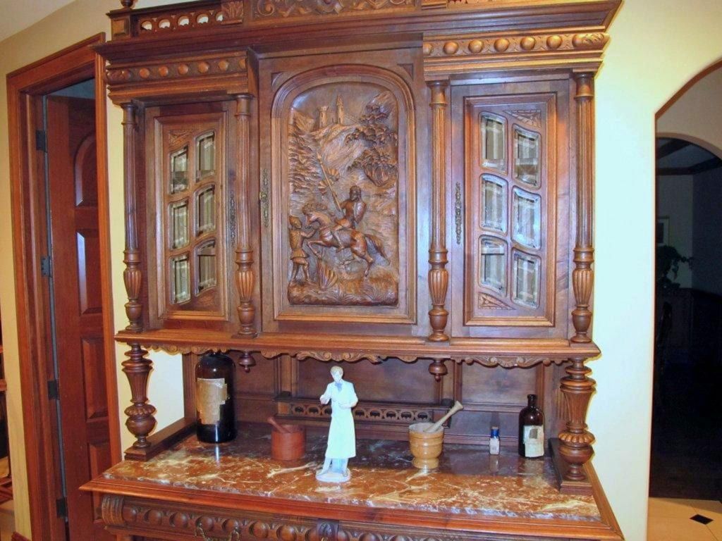 French Renaissance Buffet