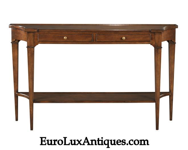 Marseille Console Table from EuroLuxAntiques.com