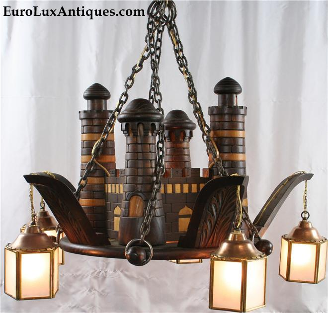 Game of Thrones Gothic Chandelier