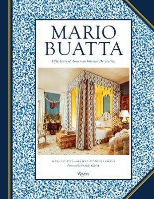 A terrific example of American style by Mario Buatta