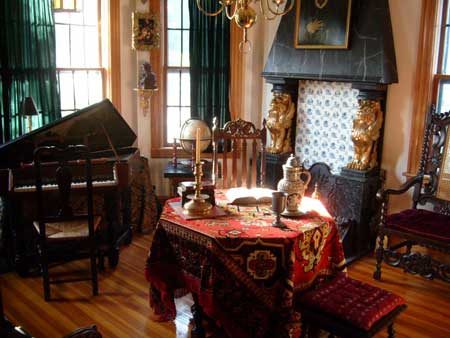 Dutch Baroque room