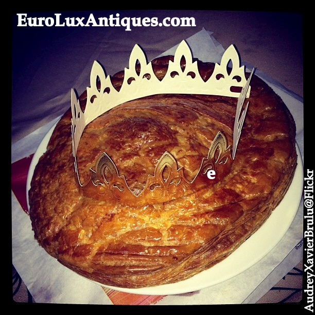 Old World Christmas Traditions: France