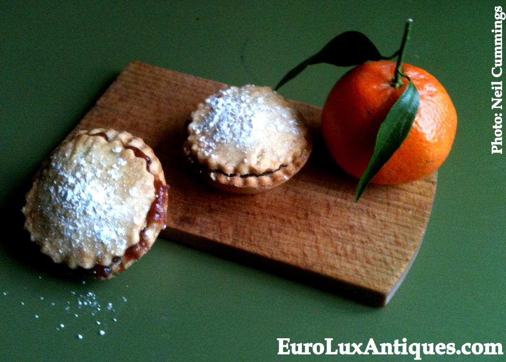 Mince pies: Old World Christmas traditions