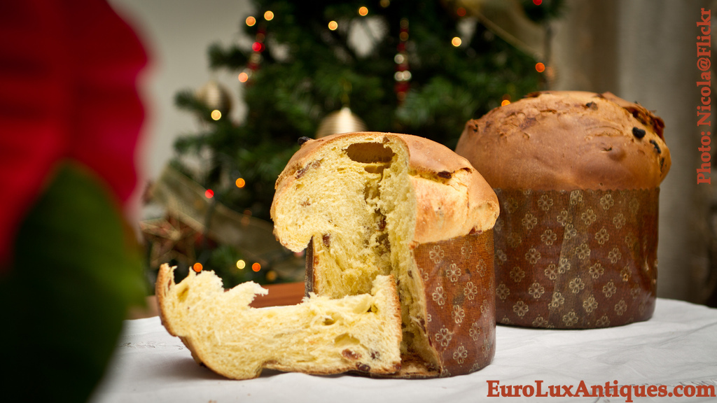 Old World Christmas traditions: Panettone