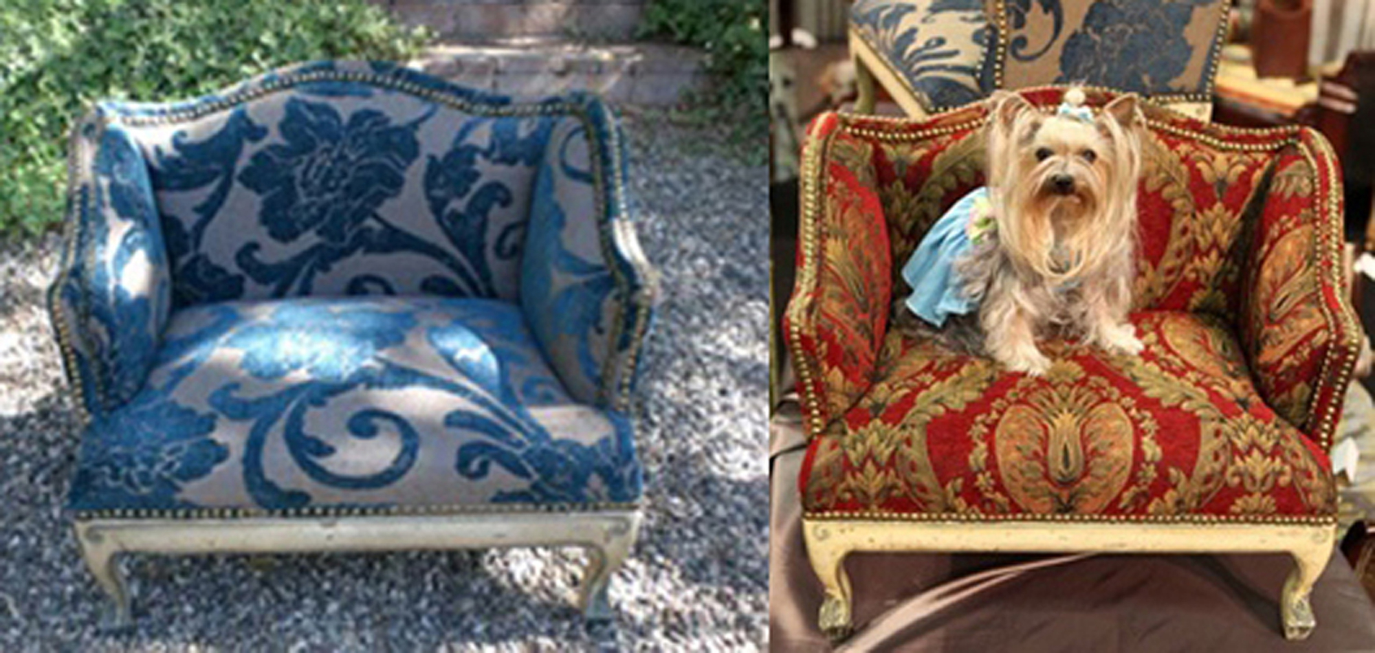 Renaissance sofa pet furniture3