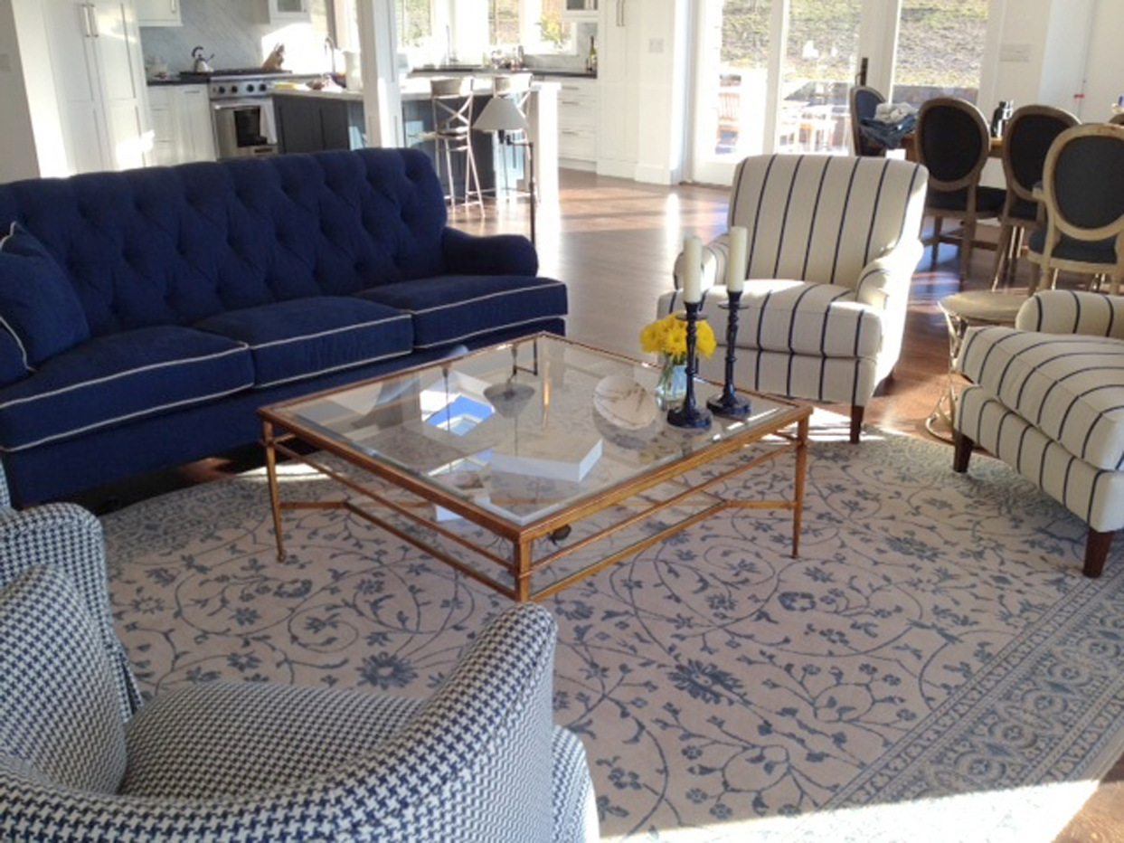 Woodbridge coffee table - a classic home accent