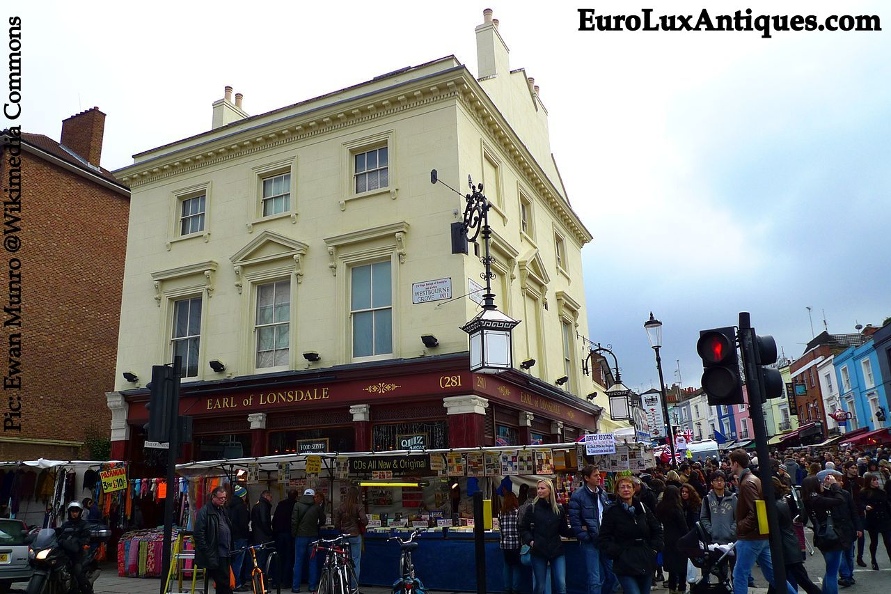 Portobello Road pub