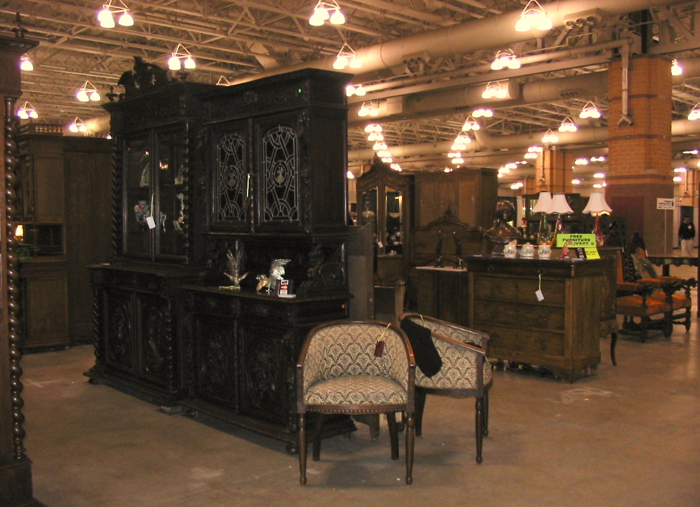 Our first Atlantique antique show