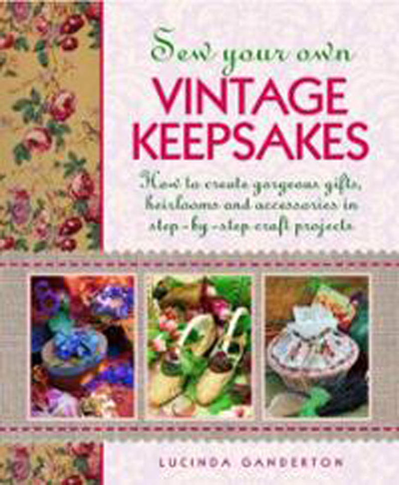 Vintage Crafts sewing keepsakes