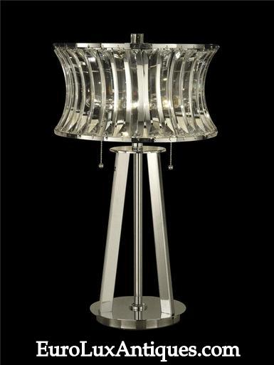 Art Deco Dale Tiffany Lamp
