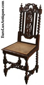 Antique Hunting Chair