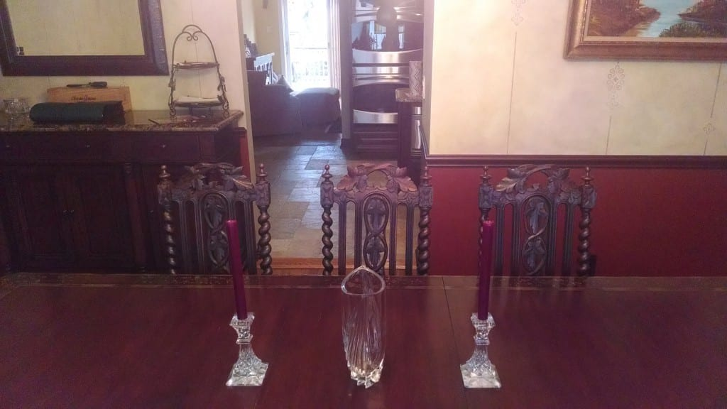 French Antique Hunting Chairs set
