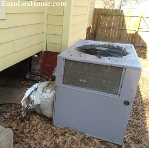 AC-Unit for vintage renovation