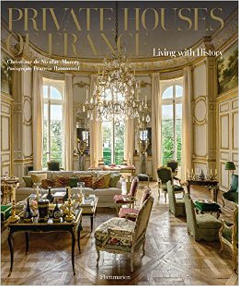Books on French style at home