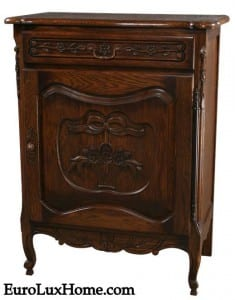 French Country Jam Cabinet