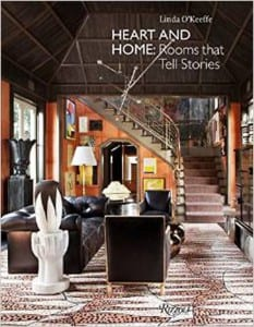 heart and home decor book