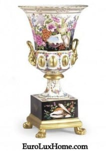 Chelsea House Covent Garden Painted Urn