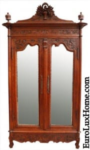 Normandy Antique Armoire