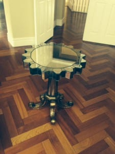 Voranado accent table
