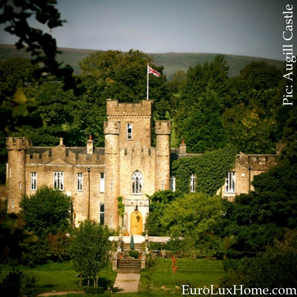 Augill Castle Cumbria