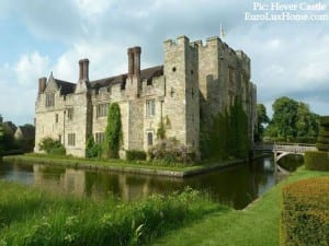 Stay at Hever Castle in England