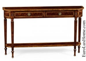 Jonathan Charles console table Buckingham