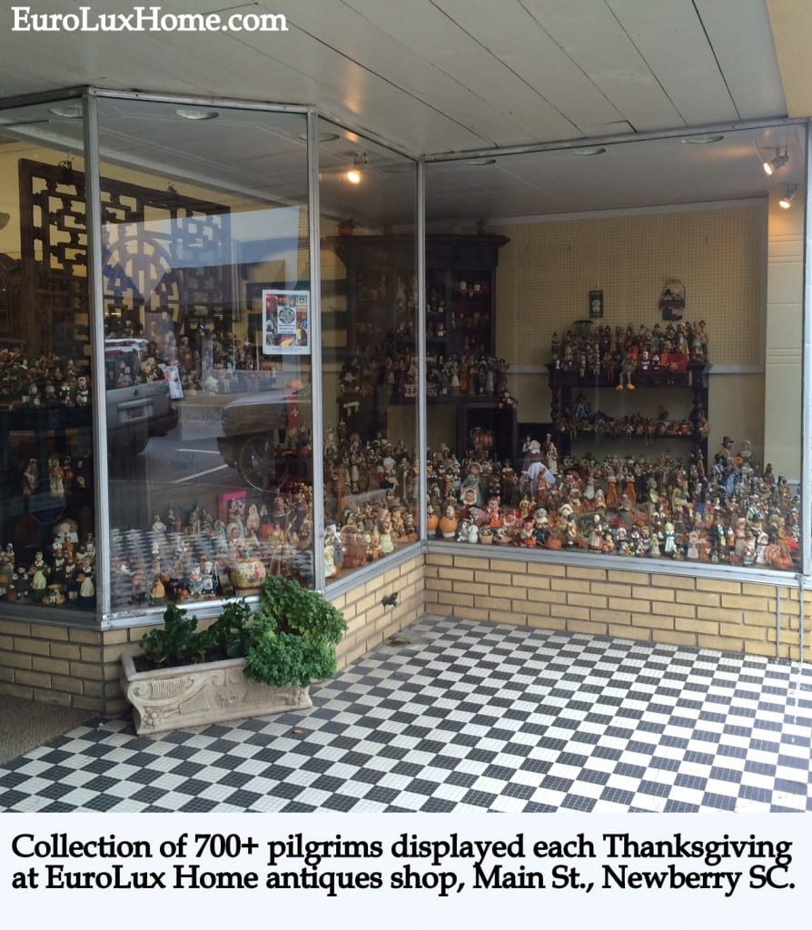 Collection of pilgrims