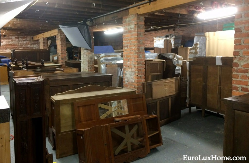 French Antique Furniture just arrived from France