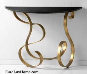 Cyan Design Ribbon Console Table2