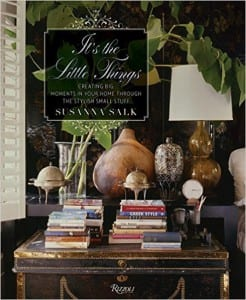 It's the Little Things Home Decor book