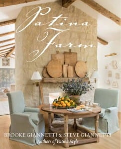 Farmhouse and antiques decor book