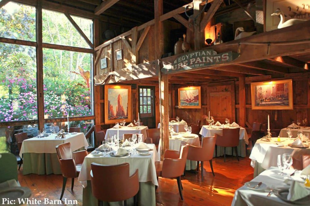 White Barn restaurant