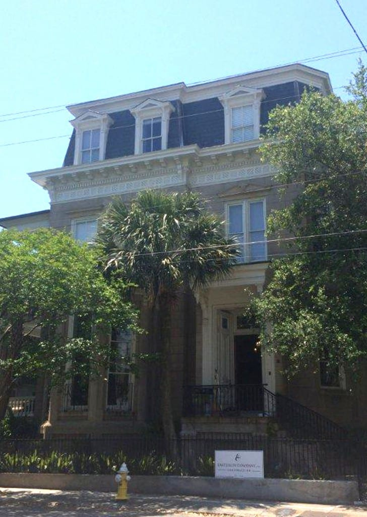 House in Downtown historic Charleston