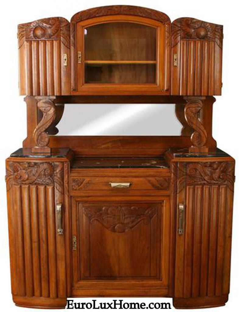 French Art Deco Buffet 18-35