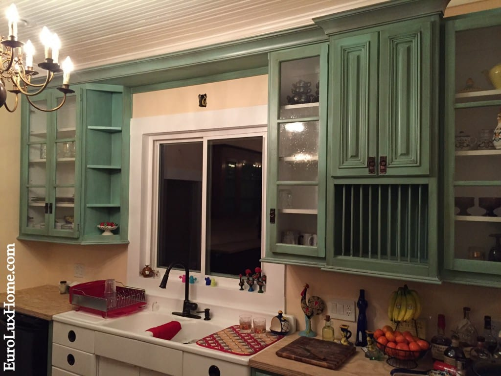 Love my vintage kitchen