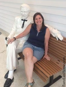 Aimee and the Colonel