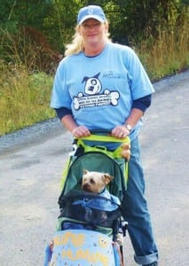 Denise Walk for the Animals