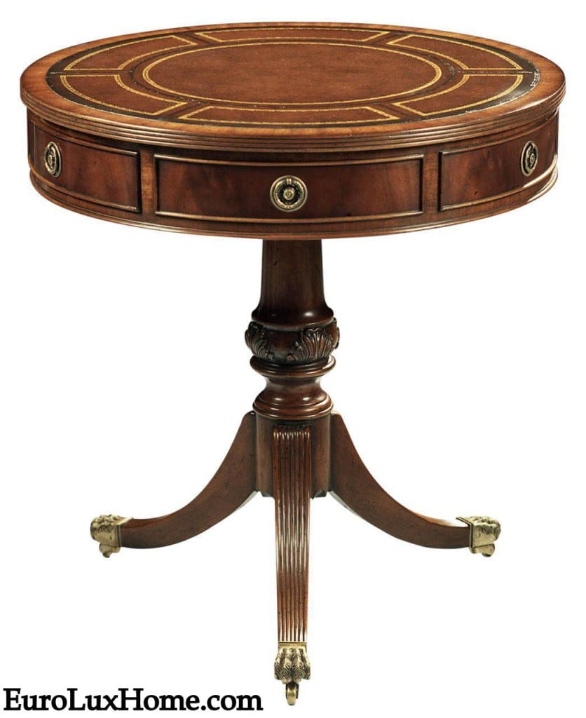 Scarborough House Drum Table SH-51