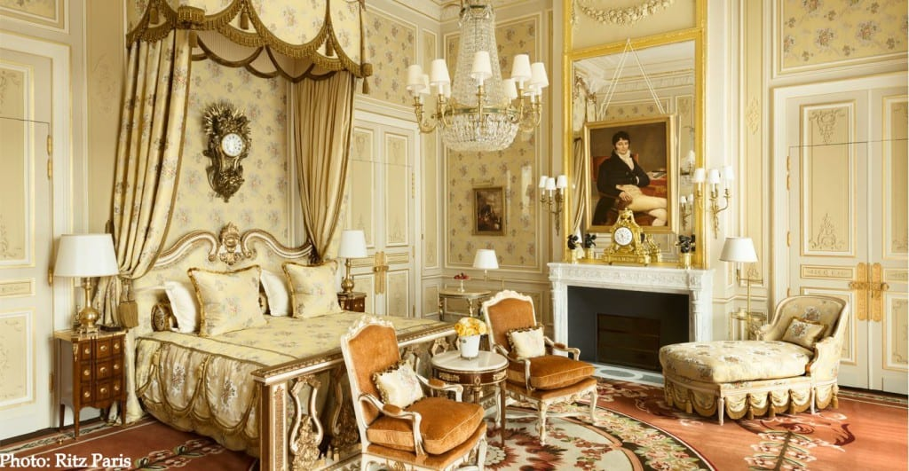 Marie Antoinette Room Paris Ritz
