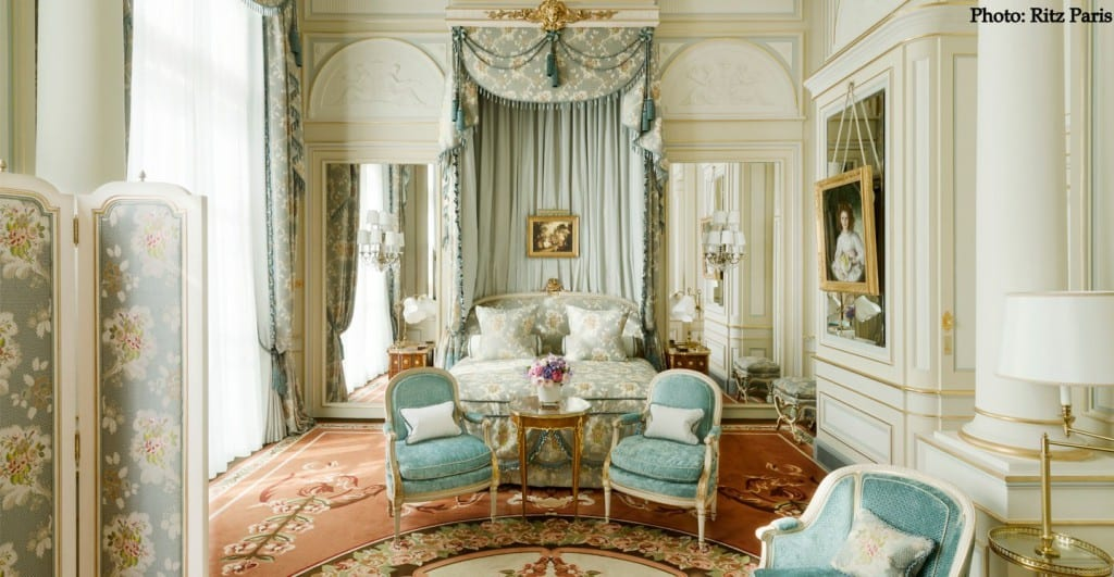 Ritz Paris suite