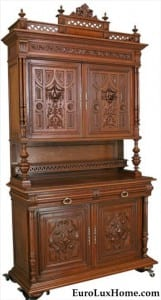 Antique French Renaissance Buffet