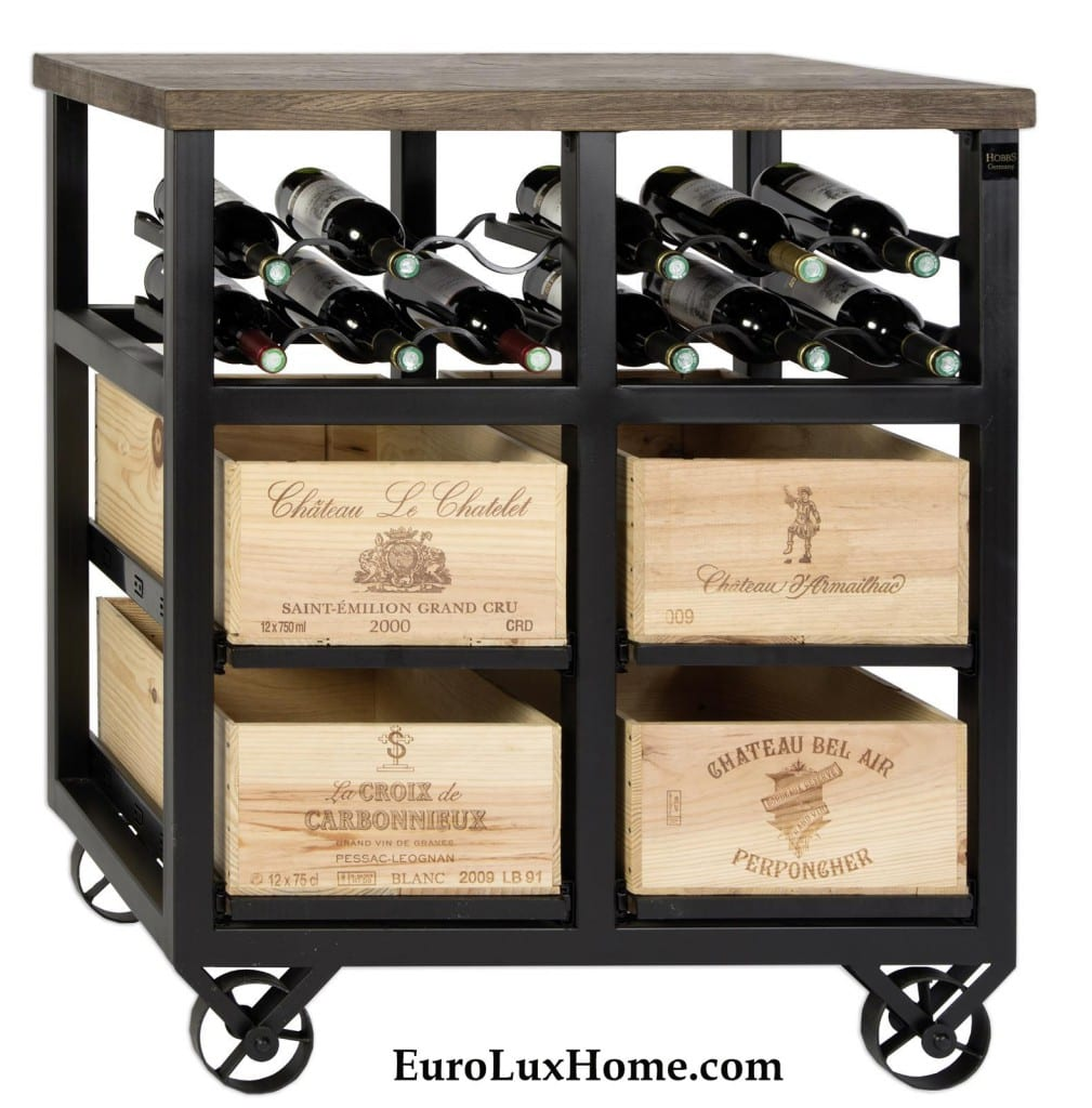 Hobbs Germany Wine Rack