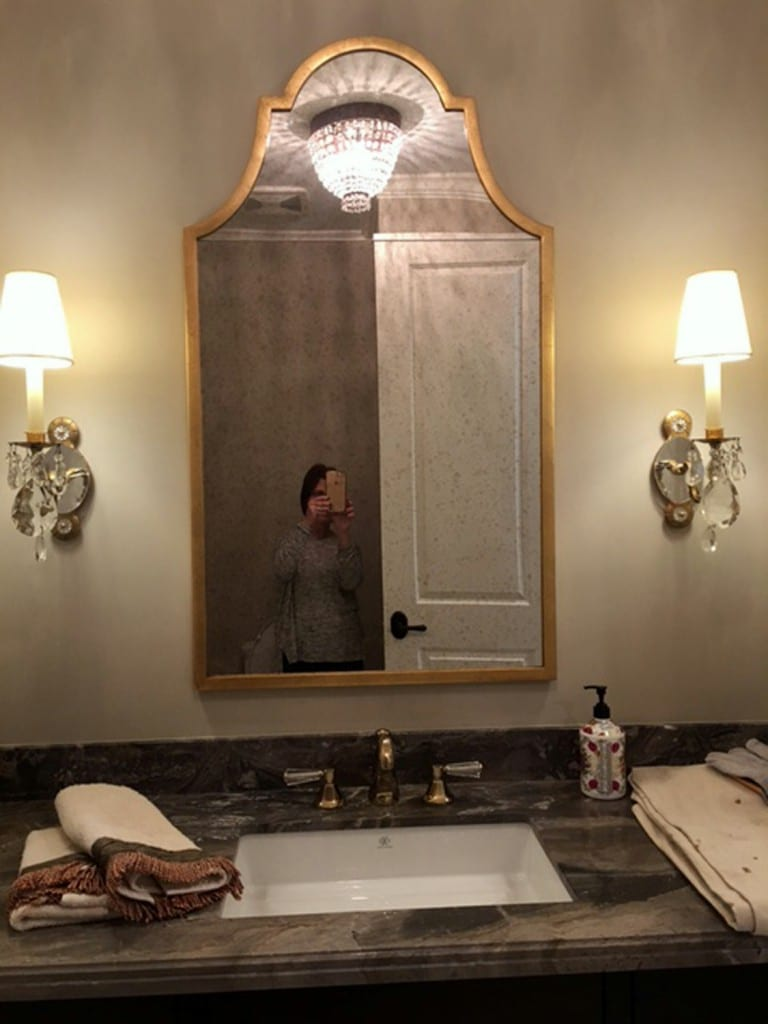 Chelsea House Lisa Kahn mirror