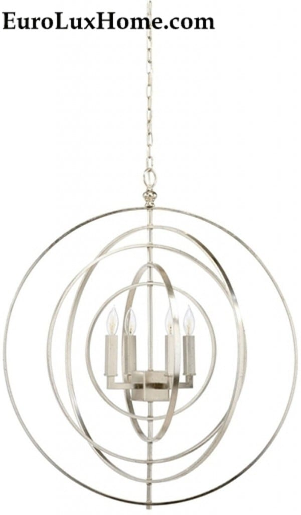 Lisa Kahn Chelsea House chandelier