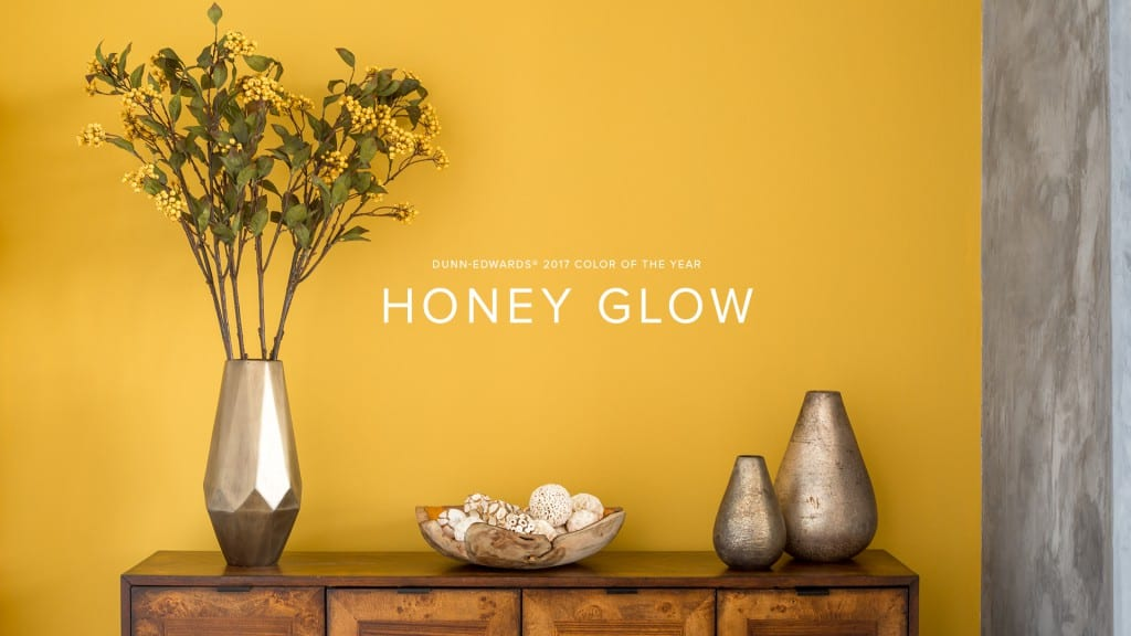 Honey Glow paint