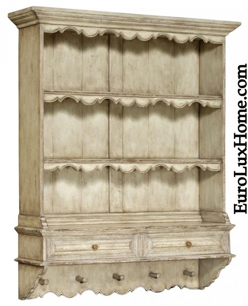 Jonathan Charles Country Farmhouse Shelves